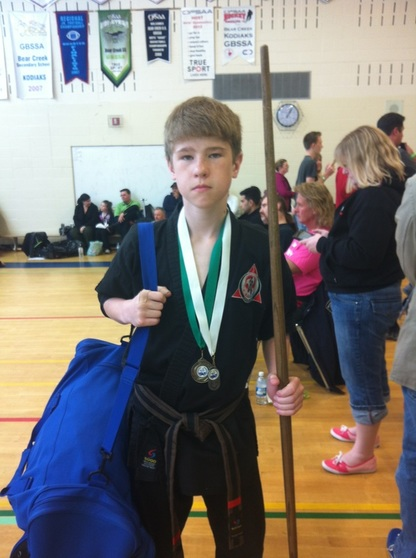 Newmarket ON, Aurora ON, teens martial arts CanAm Karate
